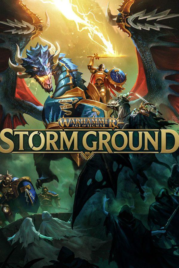 سی دی کی بازی Warhammer Age of Sigmar Storm Ground