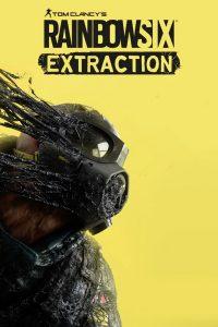 سی دی کی بازی Rainbow Six Extraction + Deluxe