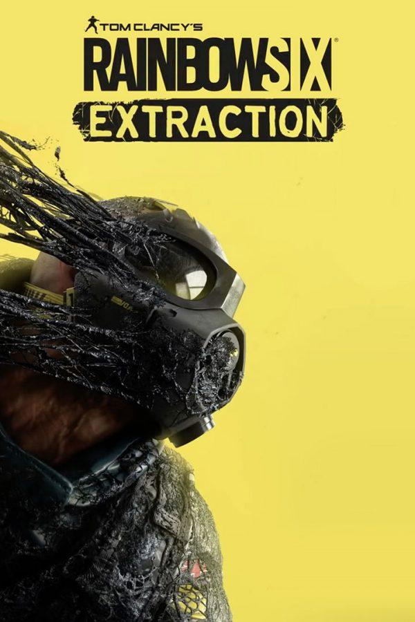 سی دی کی بازی Rainbow Six Extraction