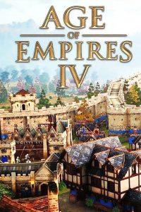 سی دی کی بازی Age of Empires IV + Deluxe Edition