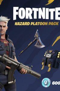 خرید Fortnite Hazard Platoon Pack
