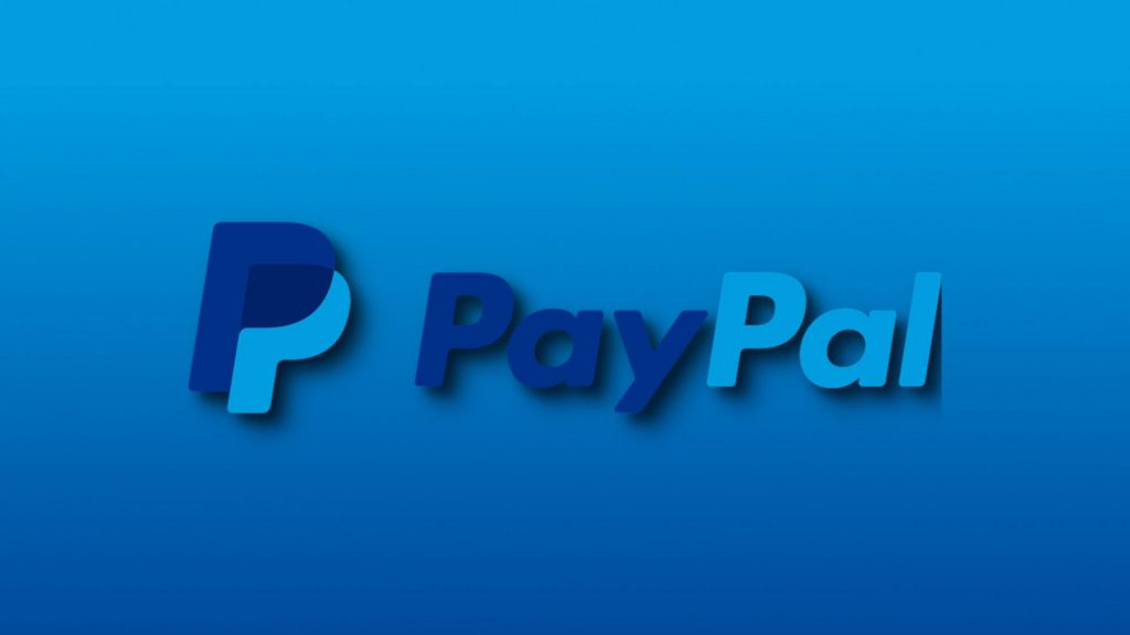 شارژ حساب پی پال PayPal