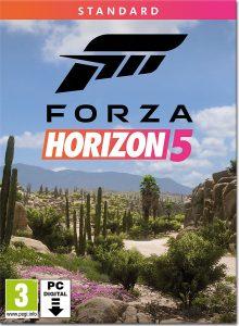 سی دی کی بازی Forza Horizon 5 + Deluxe + Premium Edition