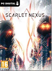 سی دی کی بازی Scarlet Nexus