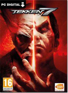 سی دی کی بازی Tekken 7