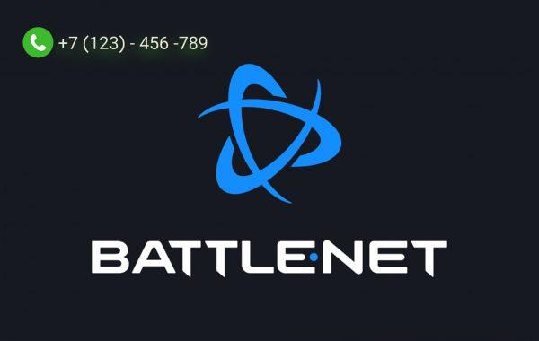 شماره مجازی بلیزارد روسیه Blizzard بتل نت