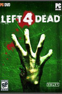 سی دی کی بازی Left 4 Dead
