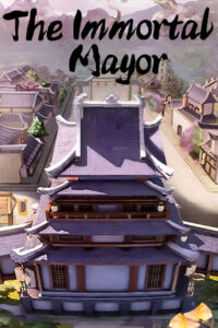 سی دی کی بازی The Immortal Mayor