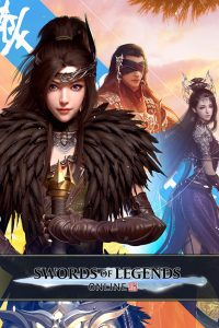 سی دی کی بازی Swords of Legends Online