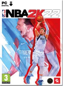 سی دی کی بازی NBA 2K22