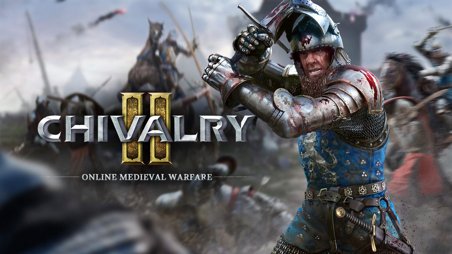سی دی کی بازی Chivalry 2